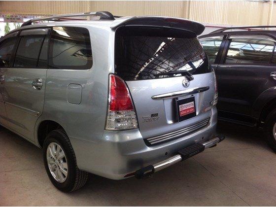 Xe Toyota Innova V 2010, màu bạc, nhập khẩu nguyên chiếc, số tự động, giá 635tr-1