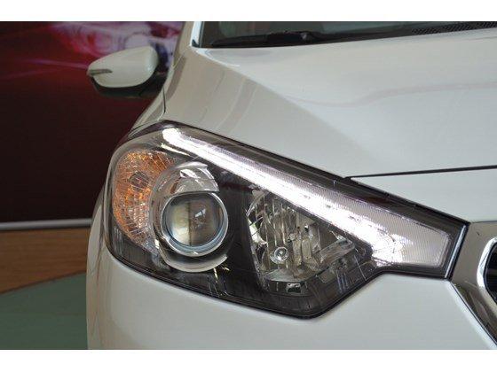 Bán ô tô Kia Optima đời 2015, màu trắng, xe nhập, giá 675tr-9