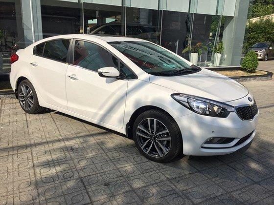 Bán ô tô Kia Optima đời 2015, màu trắng, xe nhập, giá 675tr-11