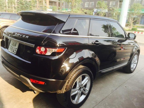 Cần bán gấp LandRover Range rover Evoque đời 2013, màu đen, xe nhập, như mới-3