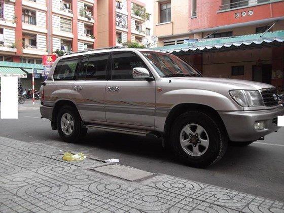 Cần bán Toyota - Land Cruiser GX vip SX 2000, màu hồng phấn-4