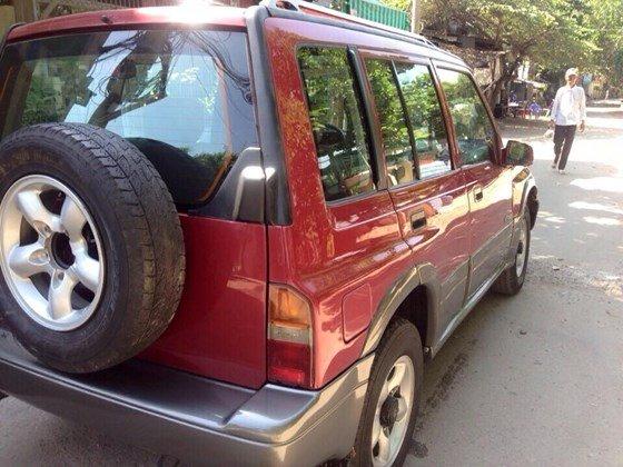 Bán Suzuki Vitara 1.6 màu đỏ chính chủ giá rẻ -7