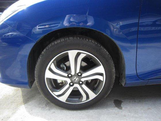 Bán Honda City AT đời 2015, màu xanh lam, xe nhập, còn mới-10