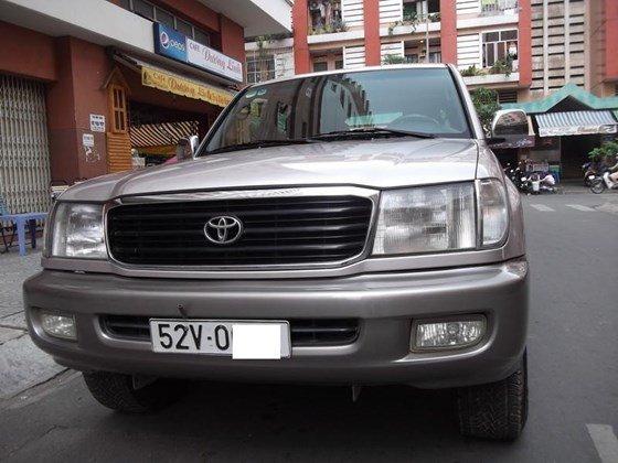 Cần bán Toyota - Land Cruiser GX vip SX 2000, màu hồng phấn-5