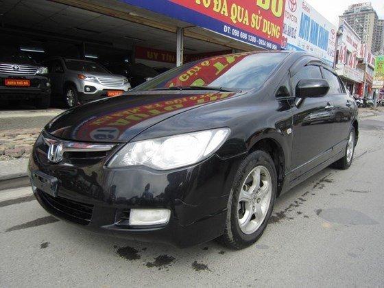 Honda Civic 1.8AT 2008, 488 triệu-9