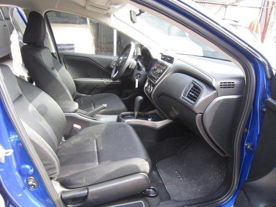 Bán Honda City AT đời 2015, màu xanh lam, xe nhập, còn mới-6