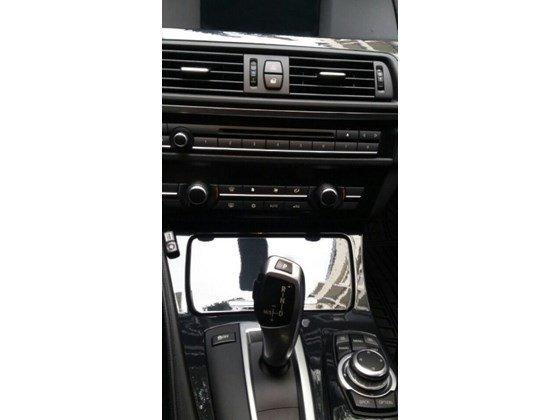Bán xe BMW  523i đời 2010, màu đen, nhập khẩu chính hãng-1