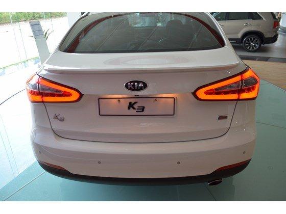 Bán ô tô Kia Optima đời 2015, màu trắng, xe nhập, giá 675tr-13