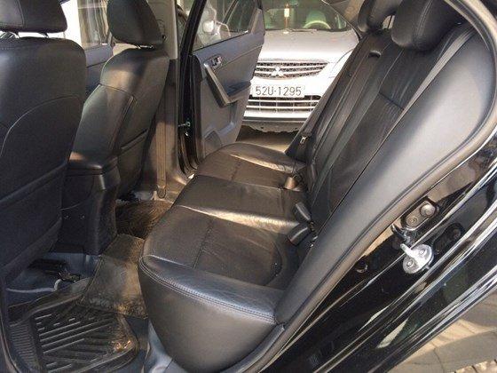 Cần bán lại xe Kia Forte 2010, màu đen, nhập khẩu Hàn Quốc, còn mới, giá 505tr-8