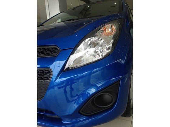 Bán ô tô Chevrolet Spark đời 2015, màu xanh lam, nhập khẩu-3
