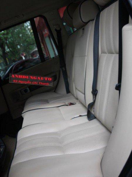 Cần bán gấp LandRover Range rover Supercharged năm 2009, màu đen, nhập khẩu, số tự động-6