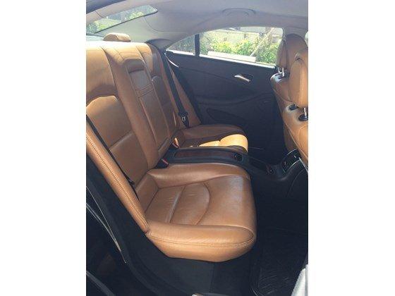 Xe Mercedes CLS 350 đời 2008, màu đen, nhập khẩu chính hãng-2