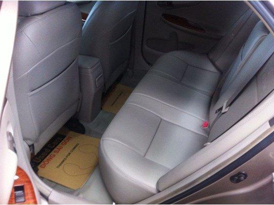 Bán xe Toyota Corolla Altis 1.8 đời 2009, màu nâu, nhập khẩu chính hãng, số tự động-2