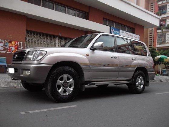 Cần bán Toyota - Land Cruiser GX vip SX 2000, màu hồng phấn-6