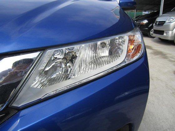 Bán Honda City AT đời 2015, màu xanh lam, xe nhập, còn mới-2