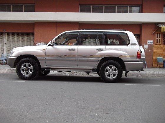 Cần bán Toyota - Land Cruiser GX vip SX 2000, màu hồng phấn-11