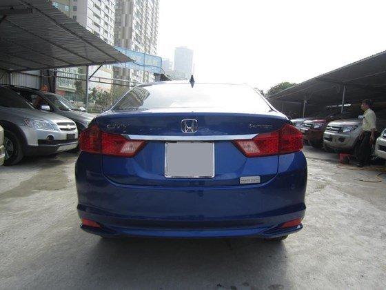 Bán Honda City AT đời 2015, màu xanh lam, xe nhập, còn mới-1
