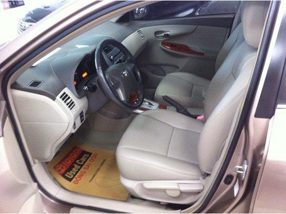 Bán xe Toyota Corolla Altis 1.8 đời 2009, màu nâu, nhập khẩu chính hãng, số tự động-3