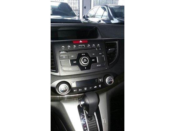 Bán xe Honda CR V 2.4L đời 2014, màu nâu, xe nhập, đẹp như mới-7