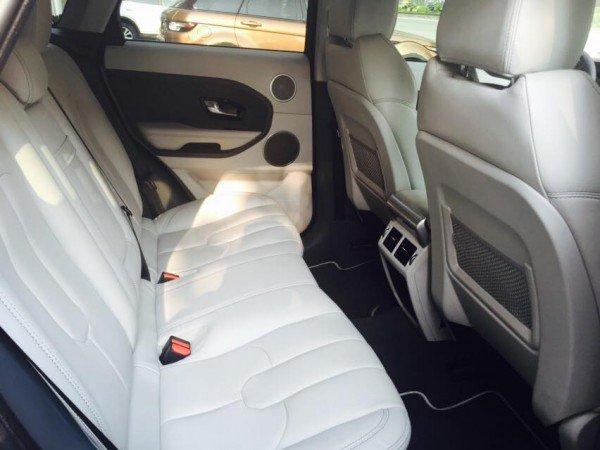 Cần bán gấp LandRover Range rover Evoque đời 2013, màu đen, xe nhập, như mới-8