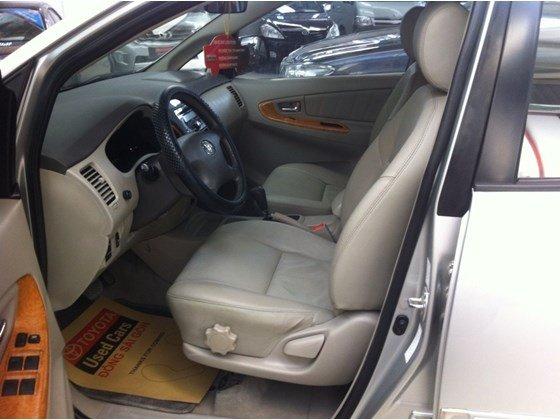 Xe Toyota Innova V 2010, màu bạc, nhập khẩu nguyên chiếc, số tự động, giá 635tr-2