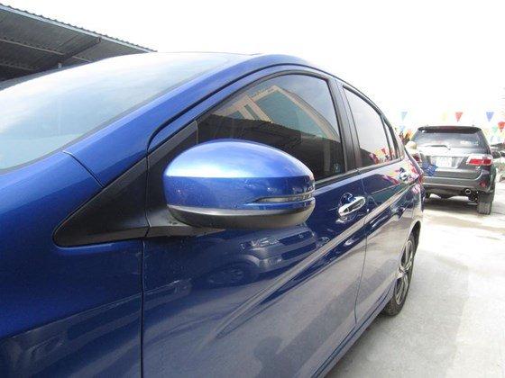 Bán Honda City AT đời 2015, màu xanh lam, xe nhập, còn mới-7