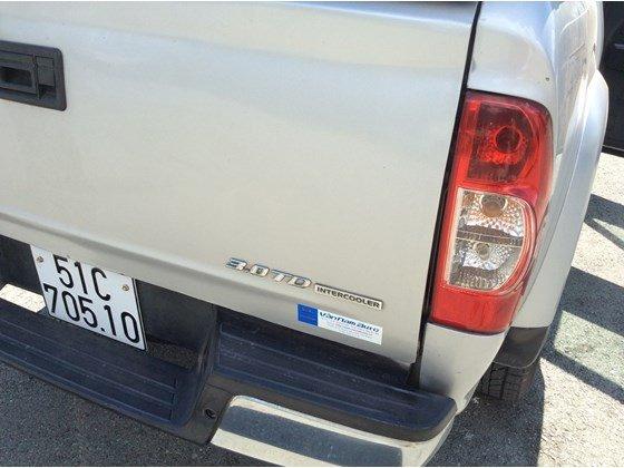 Bán ô tô Isuzu Dmax 3.0 TD đời 2008, màu bạc, nhập khẩu chính hãng, số sàn, giá chỉ 348 triệu-6