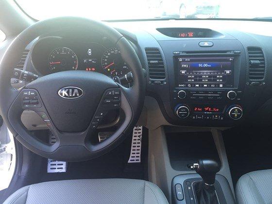 Bán ô tô Kia Optima đời 2015, màu trắng, xe nhập, giá 675tr-7