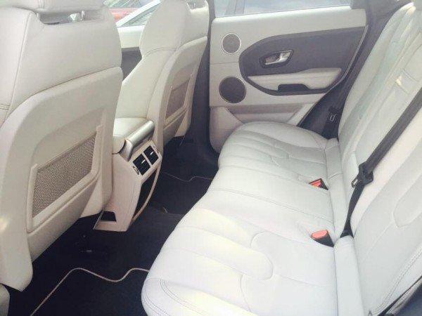 Cần bán gấp LandRover Range rover Evoque đời 2013, màu đen, xe nhập, như mới-7