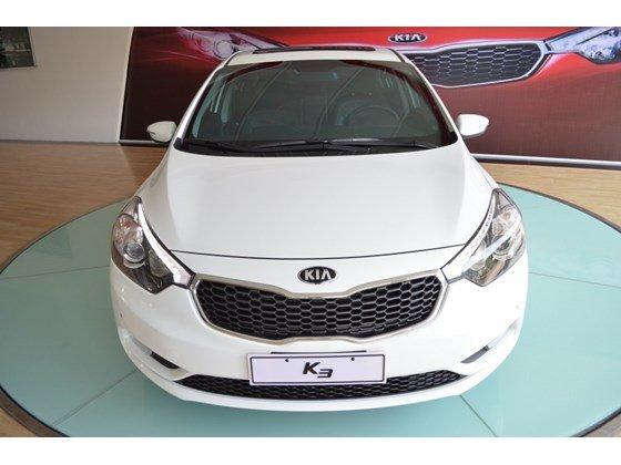 Bán ô tô Kia Optima đời 2015, màu trắng, xe nhập, giá 675tr-1