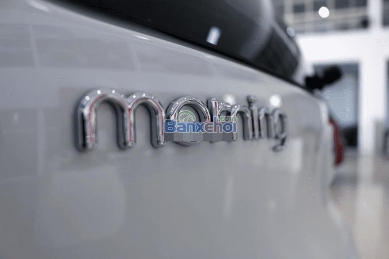 Bán xe Kia Morning sản xuất 2015, màu trắng, giá 425tr-9
