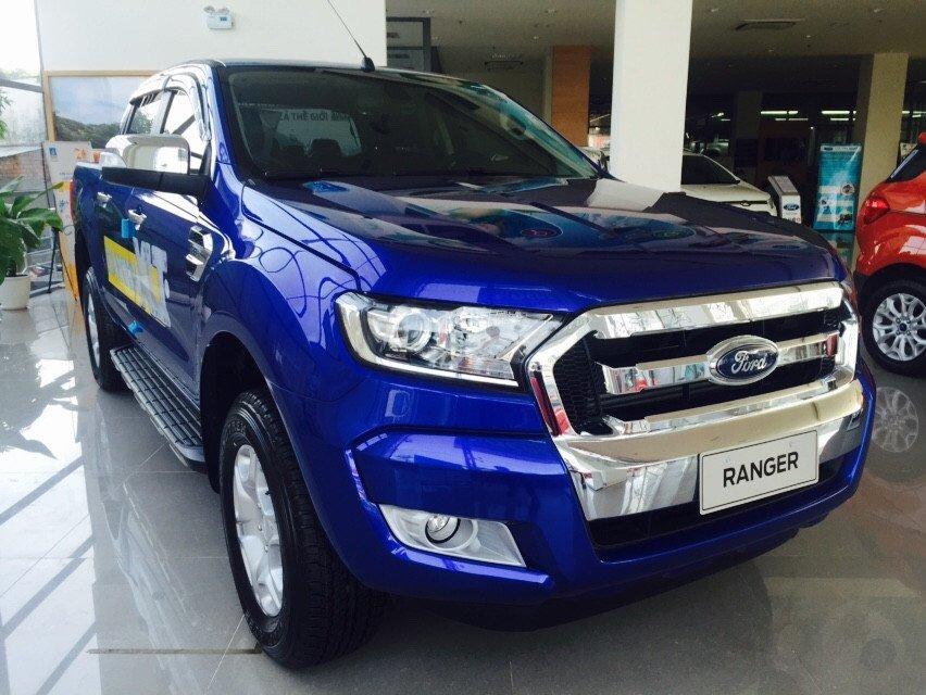 Cần bán xe Ford Ranger đời 2015, nhập khẩu nguyên chiếc-0