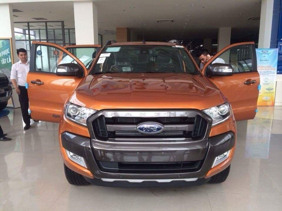 Bán Ford Ranger sản xuất 2015, xe nhập, giá chỉ 859 triệu-2