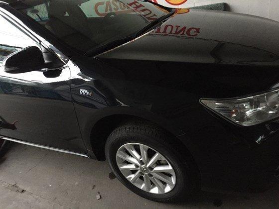 Bán xe Toyota Camry đời 2013, màu đen, nhập khẩu chính hãng, 980 triệu-0