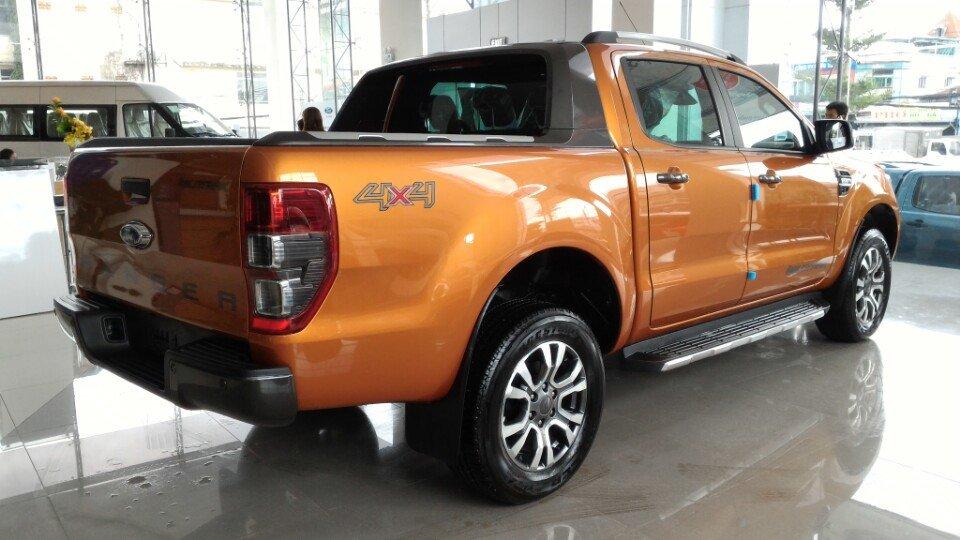 Bán Ford Ranger sản xuất 2015, xe nhập, giá chỉ 859 triệu-3