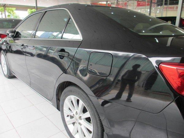 Bán Toyota Camry 2.5G sản xuất 2012, màu đen, chính chủ-2