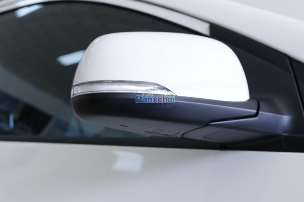 Bán xe Kia Morning sản xuất 2015, màu trắng, giá 425tr-10