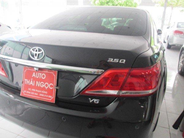 Toyota Camry Toyota Camry 3.5Q, đời 2007, mầu đen - 755 triệu-2
