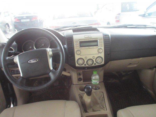 Cần bán lại xe Ford Everest đời 2008, màu đen, chính chủ, giá 510tr-2