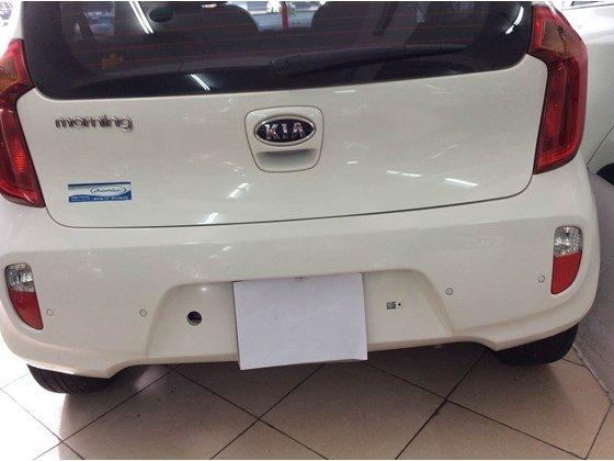 Cần bán Kia Morning đời 2011, màu trắng, xe nhập, số tự động, 398 triệu-5