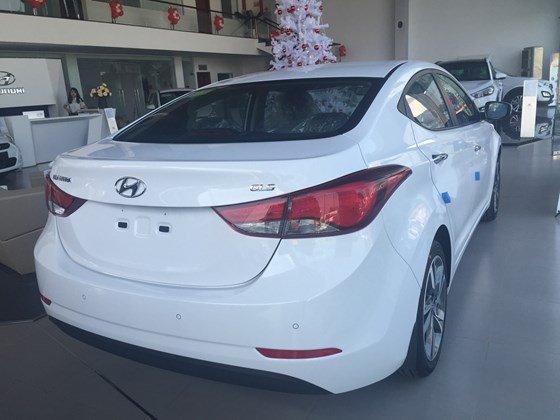 Bán Hyundai Elantra 1.8AT, nhiều ưu đãi hấp dẫn dịp cuối năm-0