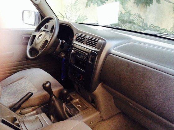 Bán ô tô Nissan Patrol đời 2002, màu trắng, nhập khẩu nguyên chiếc-1