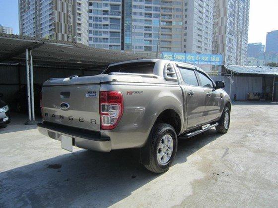 Cần bán xe Ford Ranger đời 2014, nhập khẩu Thái, số tự động-0