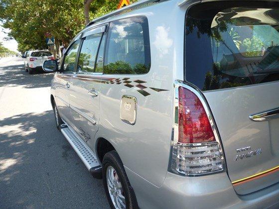 Bán Toyota Innova đời 2008, màu bạc, nhập khẩu, giá chỉ 358 triệu-2