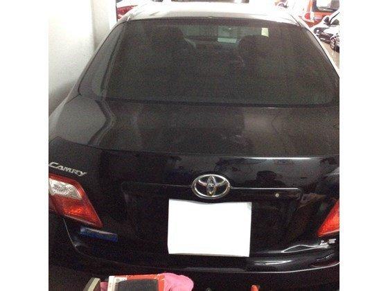 Bán Toyota Camry đời 2007, màu đen, xe nhập-2