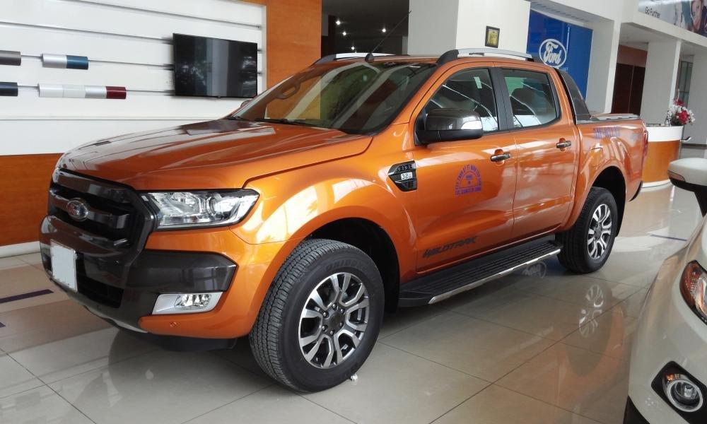 Bán Ford Ranger sản xuất 2015, xe nhập, giá chỉ 859 triệu-1