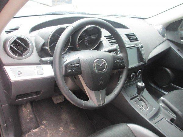Mazda 3 Mazda 3S 1.6 AT, màu đen, đời 2014 - 680 triệu-3