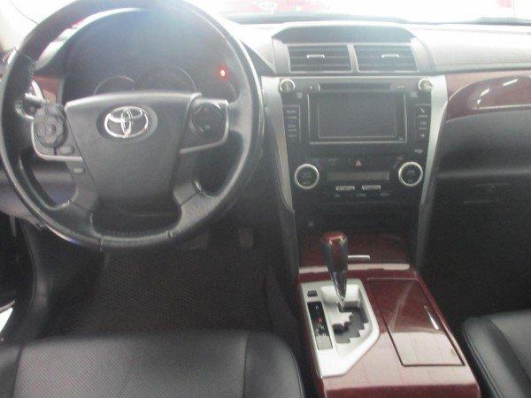 Toyota Camry Toyota Camry 2.5Q, SX 2013, mầu đen - 1 tỷ 180 triệu-3