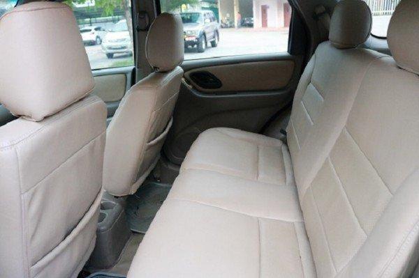 Xe Ford Escape đời 2003, màu đen, số sàn, giá chỉ 290 triệu-4
