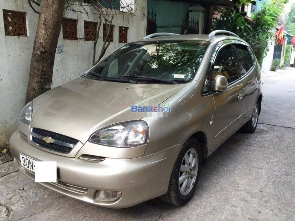 Auto Mạnh Thắng cần bán xe Chevrolet Vivant sản xuất 2009-0